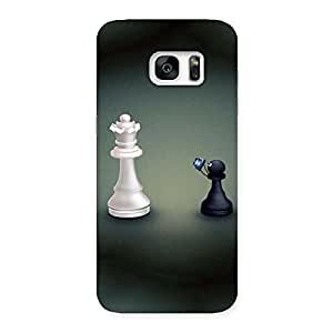 Special Pawn Click King Back Case Cover for Galaxy S7 Edge