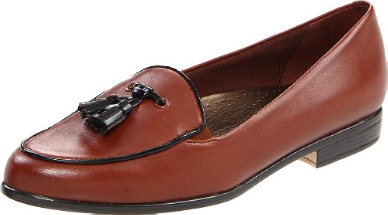 Trotters Leana Mujer Castaño claro Mocasines Zapatos Talla EU 36,5