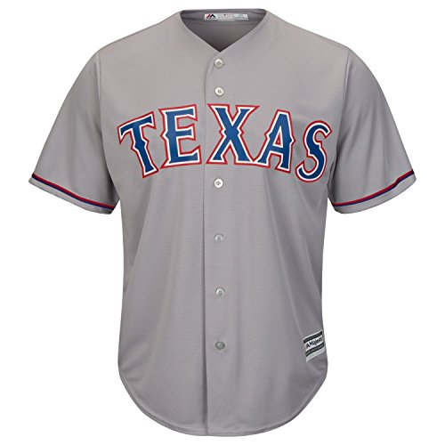 Majestic Authentic Cool Base Jersey - Texas Rangers - XXL