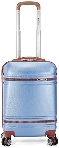 Benzi - Juego de 2 maletas BZ5106 (Morado)