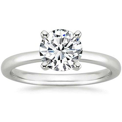 Diamant-Verlobungsring