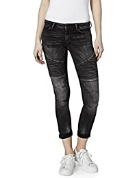 NOISY MAY Jeans slim - EVE LW SUPER CT125 - FEMME