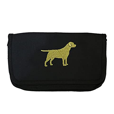 Labrador Dog Breed Travel Wallet For Vet Cards, Pet Passports Etc