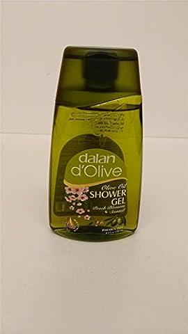Dalan Olive Oil Peach Blossom Shower Gel TRIPLE PACK pH5.5
