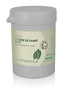 Beurre de Karité Brut BIO - 100g