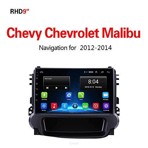 Lionet - Navigatore GPS per CarChevy Chevrolet Malibu 2012-2014 9