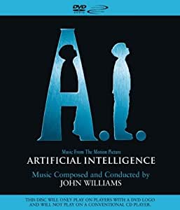 A.I.: Artificial Intelligence [DVD AUDIO]