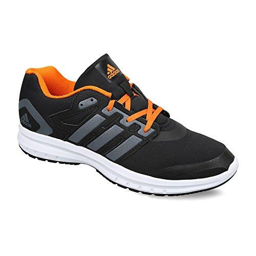 adidas Men's Solonyx 1.0 M Cblack, Visgre and Uniora Running Shoes - 9 UK/India (43.33 EU)