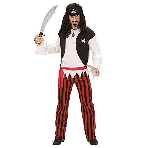 Homme Kostüm Pirat - WIDMANN Erwachsenenkostüm Pirat