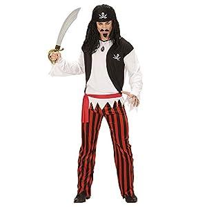 WIDMANN wdm07233?Disfraz pirata, multicolor, large