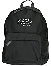 HippoWarehouse Kos made me do it! backpack ruck sack Dimensions: 31 x 42 x 21 cm Capacity: 18 litres