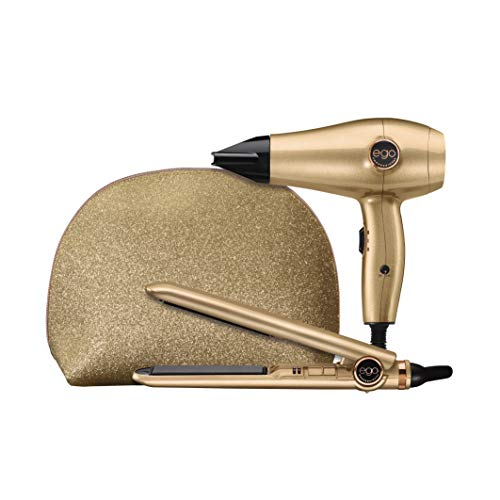 EGO Professional Gold Shimmer Travel Set EGO01U Best Price and Cheapest
