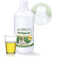 Aceite de onagra de AniForte, 1 litro, producto natural para perros y caballos