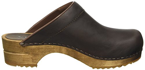 Sanita Wood-Christian open 1200009M-78, Chaussures homme Marron (Antique Brown 78)