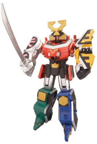Power Ranger Samurai Megazord Action Figure by Power Ranger (Power Rangers Requisiten)