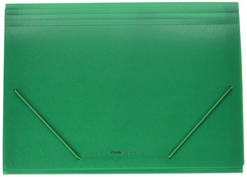 plus-office-a4-12-carpeta-clasificadora-12-separadores-a4-color-verde
