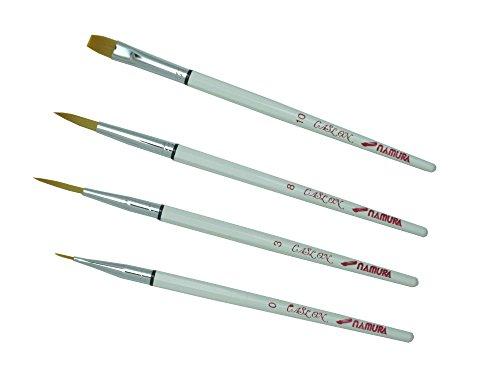 Namura Caslon Mni white axis E set (japan import) usato  Spedito ovunque in Italia