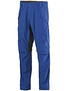 Scott LS/fit Pantalon convertible avec bas zippé amovible Bleu dk blue/blue L (50/52)