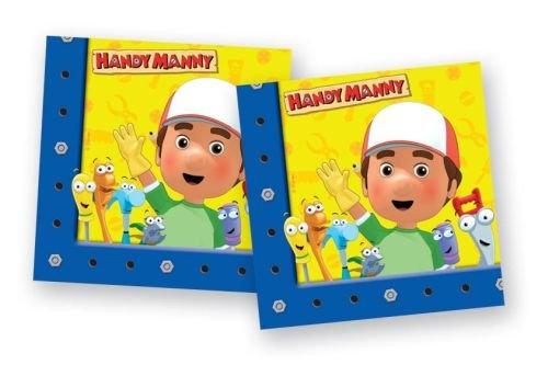 Meister Manny's Werkzeugkiste Servietten