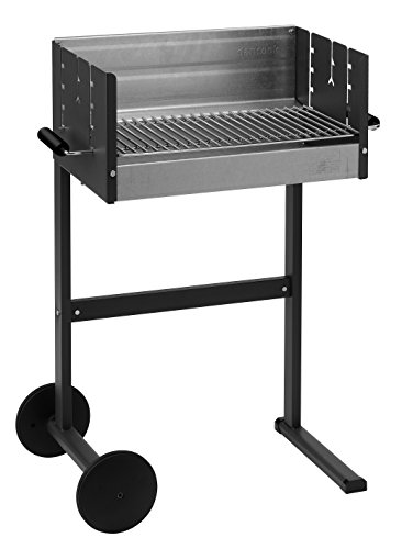 Dancook 7200 – Medium Barbecue Box Grill with Wheels.