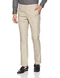 John Miller Men's Formal Trousers
