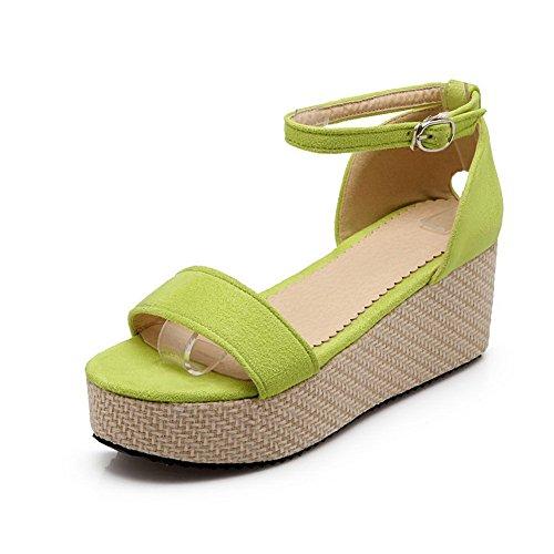 Adee, Sandali donna Verde chiaro