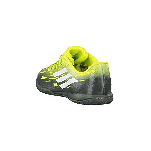 adidas Hallen Fussballschuhe ff Speedtrick semi solar yellow/ftwr white/urban peak f12