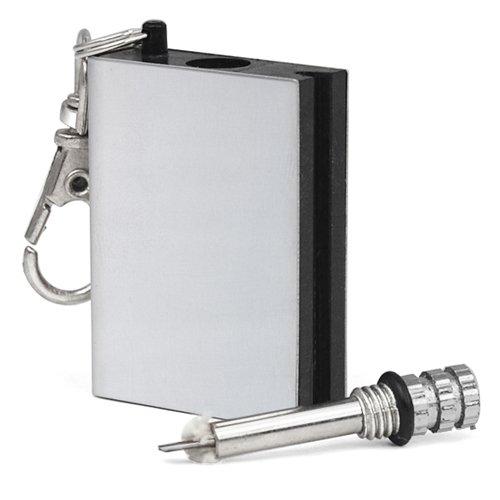41BoCYOr4cL. SS500  - Veroda Metal Match Box Refillable Stainless Smoking Striker Lighter