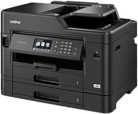 Brother MFC-J5730DW 4-in-1 Farbtintenstrahl-Multifunktionsgerät (Drucken, scannen, kopieren, faxen)