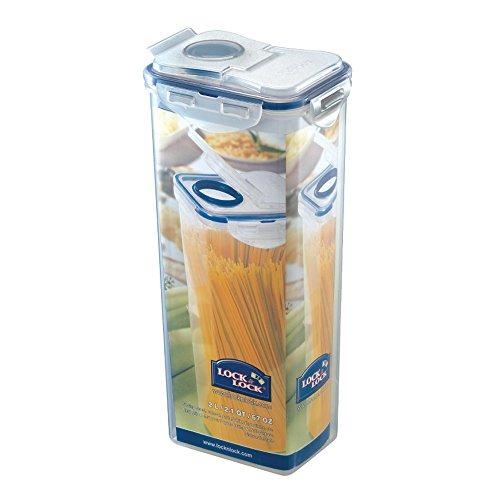 Lock & Lock HPL 819F Spaghetti-Box Lock & Lock mit Schüttdeckel 2 Liter