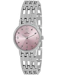 MAXIMA Analog Pink Dial Women's Watch - 50023BMLI