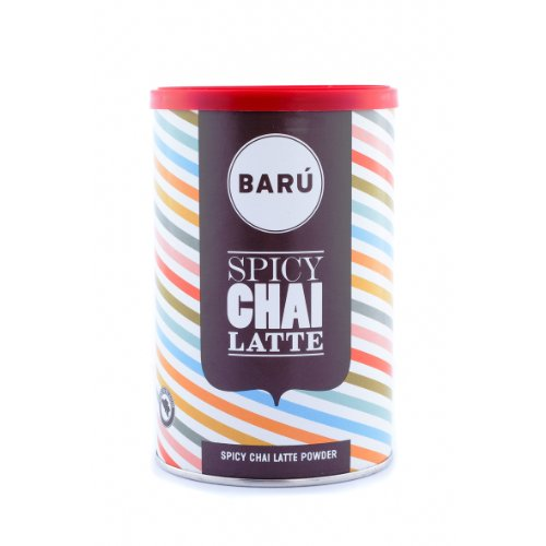 Barú Spicy Chai Latte Powder, 2er Pack (2 x 250 g)