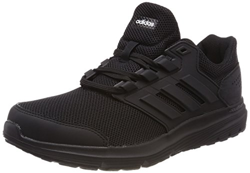 huge discount 8e0c4 6cca9 adidas Galaxy 4, Chaussures de Running Homme, Noir Core Black 0, 43 1