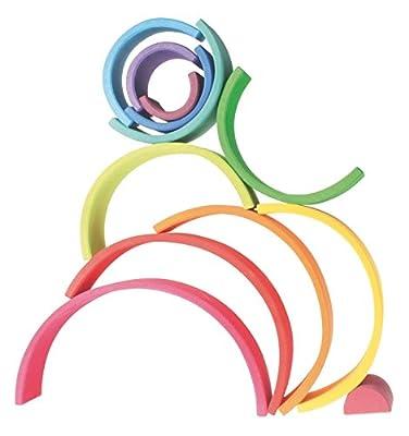 Arco Iris Apilable (GRANDE) por BabyCenter