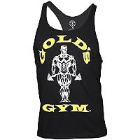 Golds Gym Classic Stringer Tank Top 100% Cotton