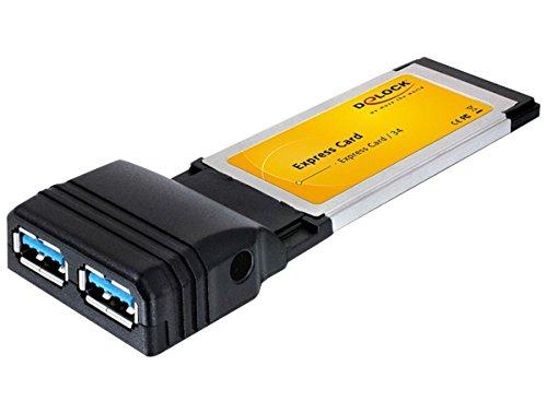 DeLock Express Card USB3.0 2X NEC