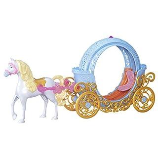Disney Princess Cinderella's Magical Transforming Carriage Toy