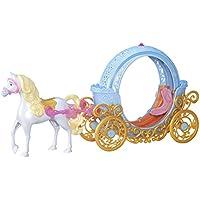 Princesas Disney-B6314EU4 Carroza Cenicienta,, 0 (Hasbro B6314)