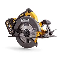 DEWALT DCS575T2 190 mm 54 V XR Cordless Flex Volt Circular Saw - Yellow/Black
