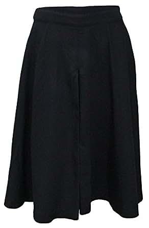 Attuendo Women's Wide Leg Culottes (Small)