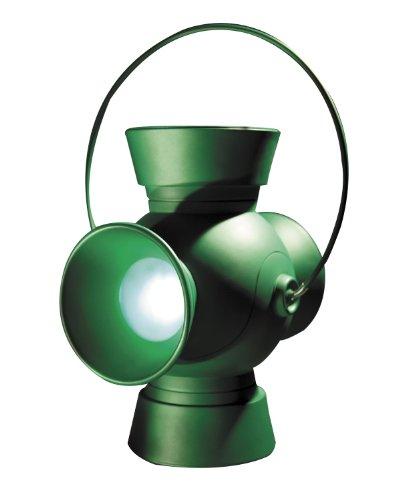 Green Lantern-batterie (DC Comics Maßstab 1: 1Laterne Power Akku Prop mit Ring (grün))
