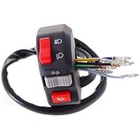 Schaltereinheit universal Blinker, Hupe, Licht Mofa, Moped