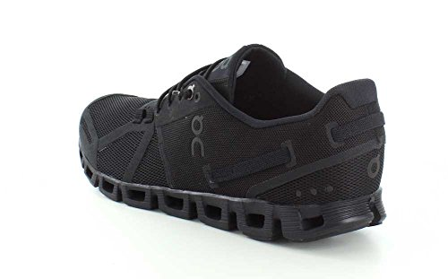 On Running Cloud Olive Flame 0002 BLACK