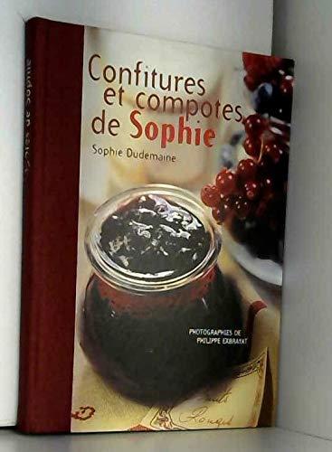 Confitures et compotes de Sophie