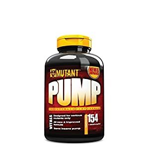 41BoSpH%2Bd5L. SS300  - PVL Mutant Pump Capsules, Pack of 154