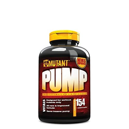 41BoSpH%2Bd5L. SS500  - PVL Mutant Pump Capsules, Pack of 154