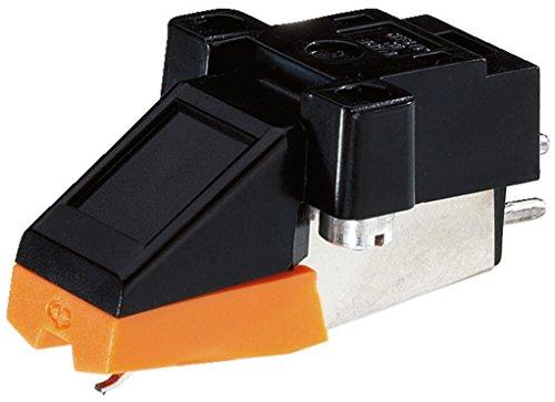Testina Shell stereo magnetica completa di puntina per giradischi di diamante EN-24 Monacor