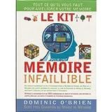 le kit pour une mémoire infaillible