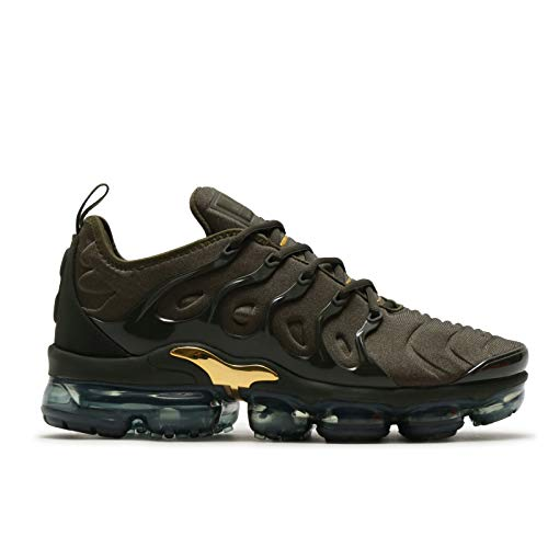d640f597aa Air Vapormax Plus TN 924453 004, Chaussures de Fitness Homme Femme Sneakers  (Army Green