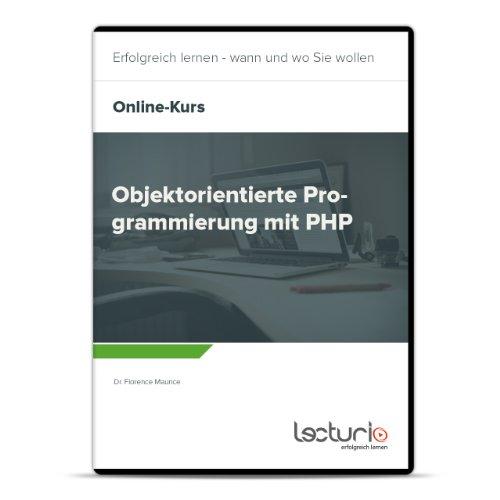 Online-Videokurs Objektorientierte Programmierung mit PHP von Florence Maurice